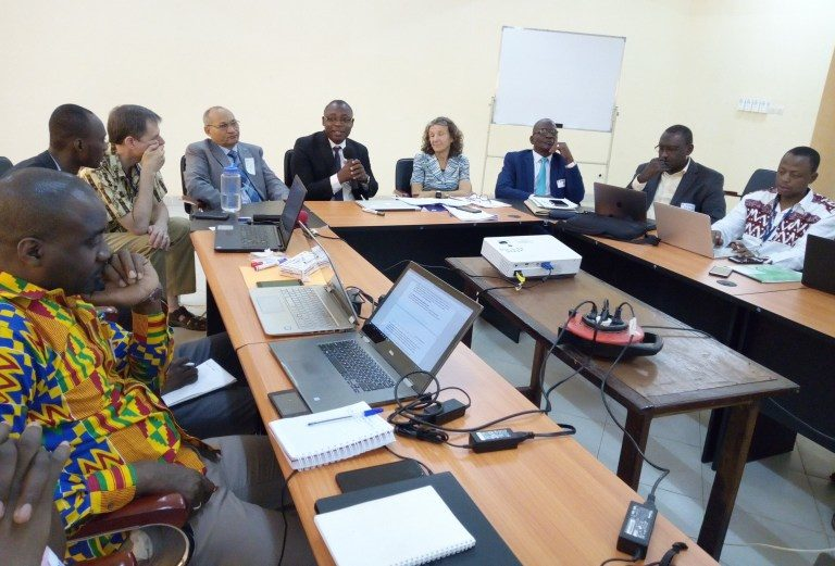 Scientific and grant writing workshop: Professor Seydou Doumbia has launched the works