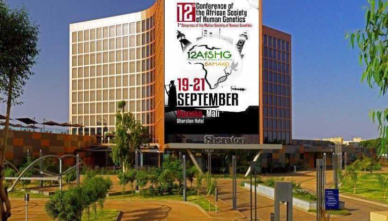 12ème Conférence de la Société Africaine de Génétique Humaine : C'est du 19 au 21 septembre 2019