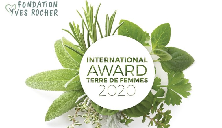 2nd edition of the « Terre de Femmes International Award » on the theme Medicinal plants : The call for application is opened until november 15, 2019