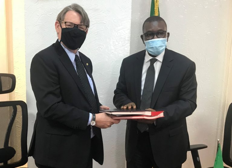Mali-USA: Signature of a scientific collaboration agreement