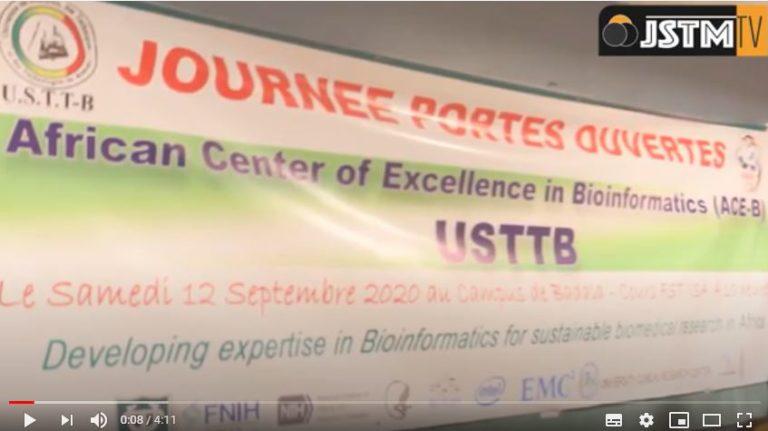 USTTB: Journées portes ouvertes au Centre Africain d'Excellence en Bio-Informatique –